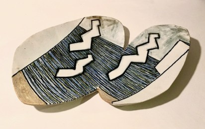 Derek Davis porcelain