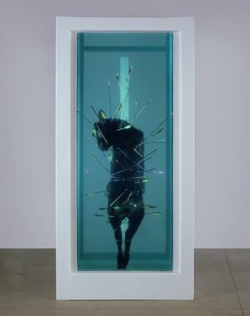 Damien Hirst, Saint Sebastian, Exquisite Pain