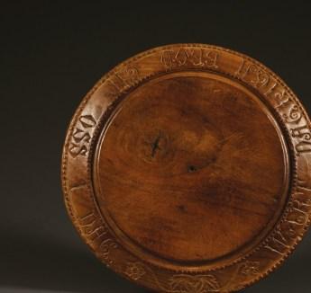 Antique Breadboard from Sweden