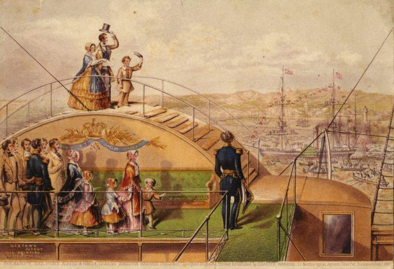 George Baxter prints