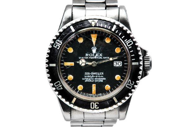 Rolex Sea Dweller Rolex watch