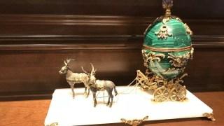 ファベルジェ・イースターエッグの馬車