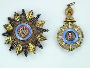 タイランド王国 勲一等王勲章