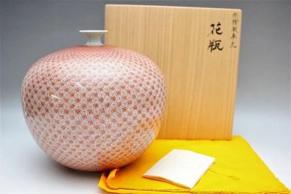 骨董品の花瓶