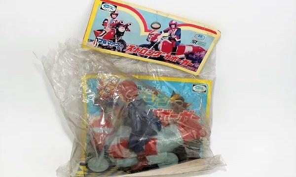 ブルマァク製電人ザボーガーソフビ人形