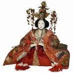 江戸時代の古今雛