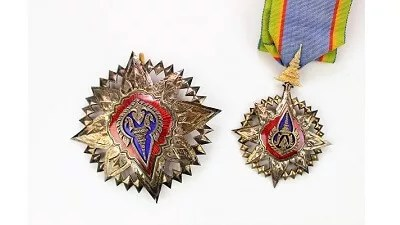 タイ王国・勲二等王冠勲章