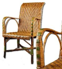 Antique Rattan Furniture Collectors (1870 to 1930)