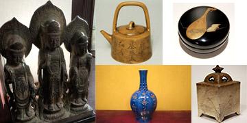 画像:骨董品・美術品・茶道具・中国の古い物