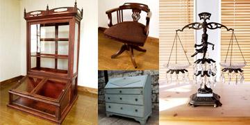 画像:西洋アンティーク・アンティーク家具