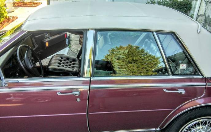 Cadillac Seville Auction