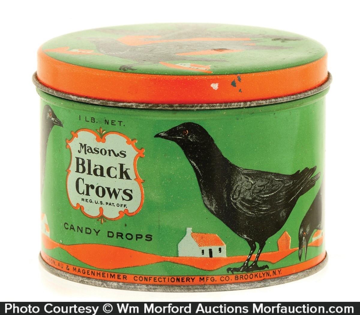 mason s black crows