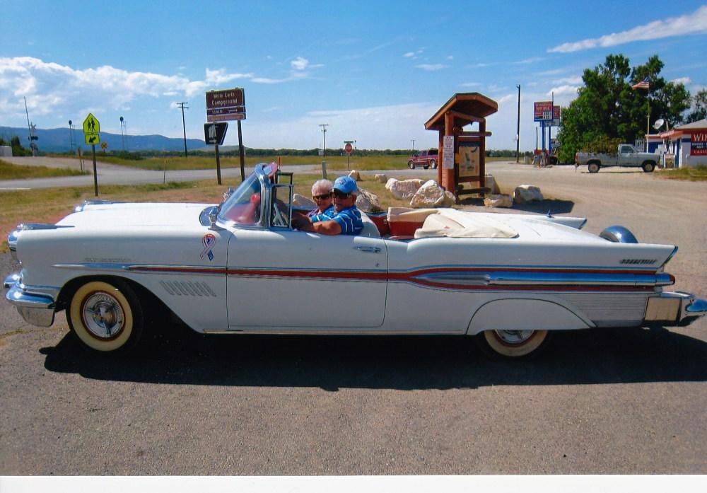 medium resolution of 1957 pontiac bonneville convertible