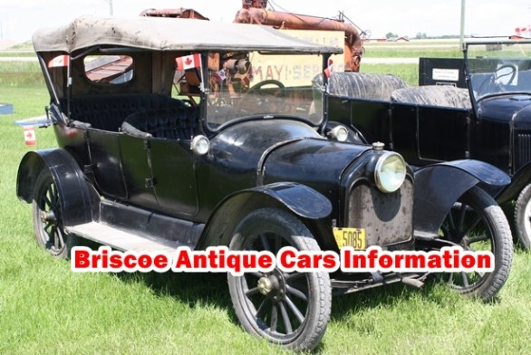 Brewster and Briscoe Antique Cars Information