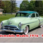 Here is the all the Oldsmobile Models 1916 - 1921 Details : Sale Price,Engine,Cylinders,Spare Parts,Serial numbers and More useful Info.