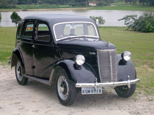 Engine Troubles and Causes of Ford Antique Cars