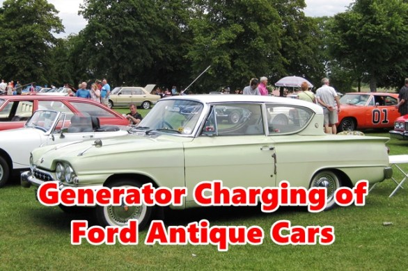 This Article Contained three operation instructions Ford Antique Cars : Spark Plugs, Ignition Coil & Increasing or Decreasing Generator Charging Rate of Ford Classic Vintage Cars.