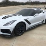 Chevrolet Super Car - Corvette ZR1