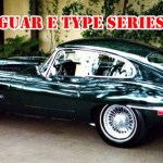 Jaguar E Type Series 3
