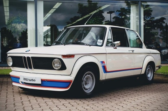 What years did BMW make the 2002?