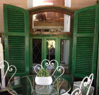 Decorating with windows, doors and shutters