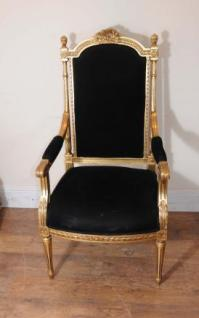 gilt dining chairs | Antique Dining Room