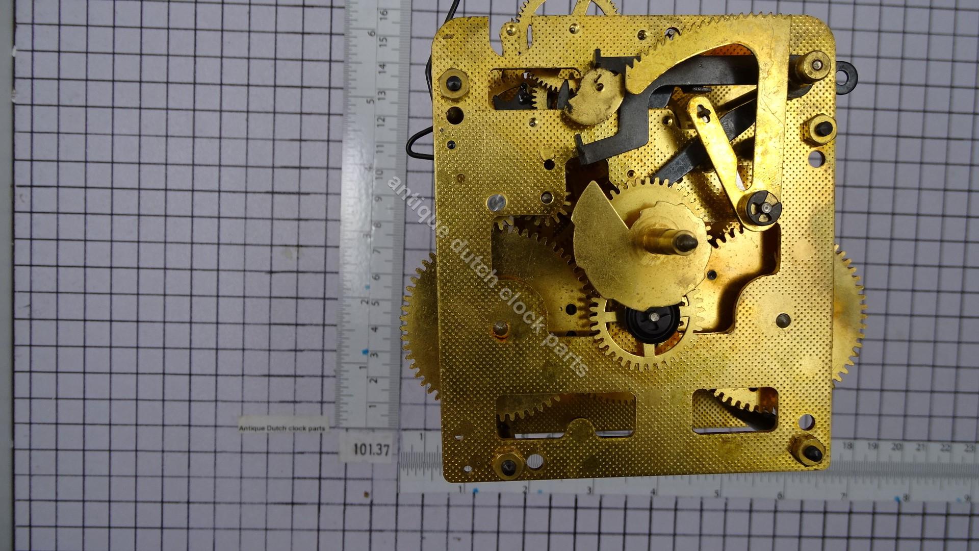 DUTCH CLOCK SUSPENSION SPRING HERMLE OR SBS CLOCK WORK.