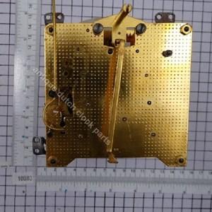 Clockwork parts Badisch & Regula