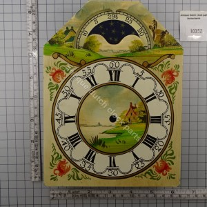 hand painted dial