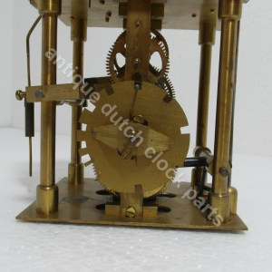 Dutch clockworks or movements