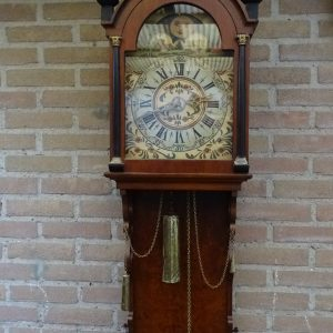 Antique Friesian tail clock