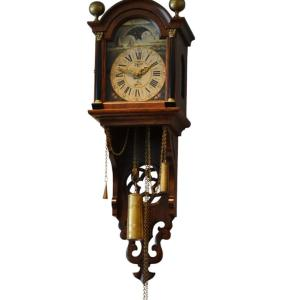 Antique schippertje clock parts