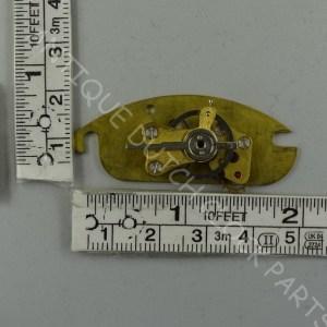 Maute clock parts