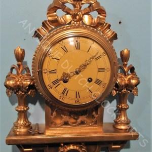 parts for Swedish Westerstrand clocks