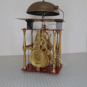 Antique zaandam clockworks