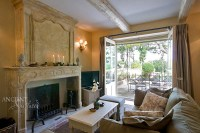 A reclaimed French Fireplace Mantle from the South of ...