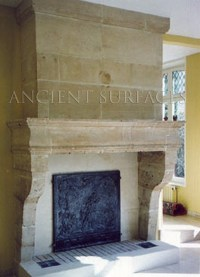 reclaimed fireplaces   Antique Fireplaces by Ancient Surfaces