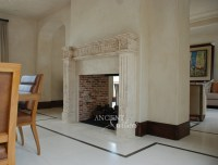 Antique Fireplaces by Ancient Surfaces   The largest ...
