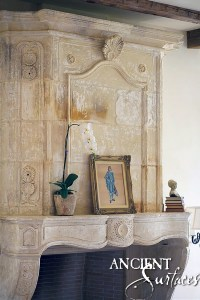Antique French Fireplaces   Antique Fireplaces by Ancient ...