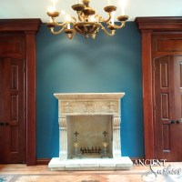 Italian villa fireplace | Antique Fireplaces by Ancient ...