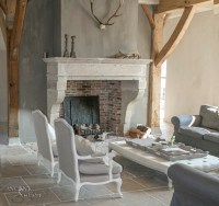 Antique Gothic fireplace   Antique Fireplaces by Ancient ...