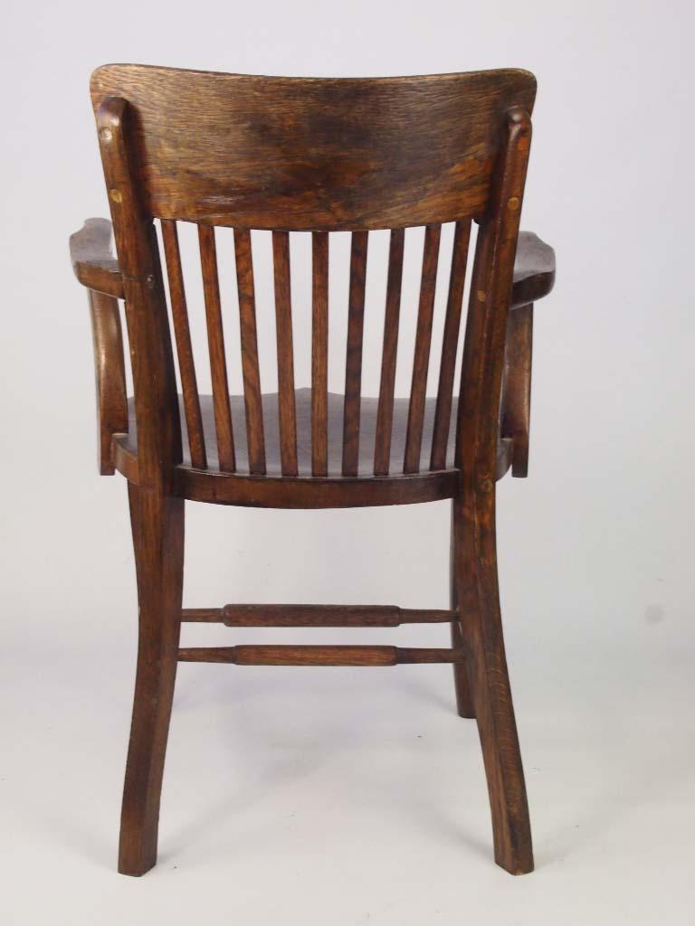 Antique Desk Chairs