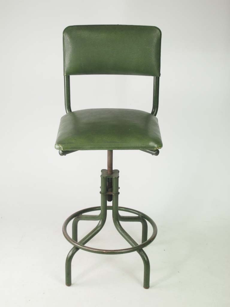 Vintage Swivel Chair Vintage Industrial Swivel Chair
