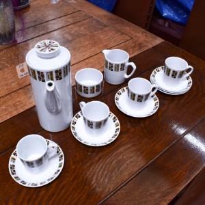 Retro Coffee Pot Set