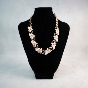 1950's Pink Necklace
