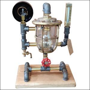 Converted Steam Lamp