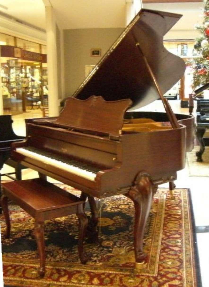 baldwin antique piano shop