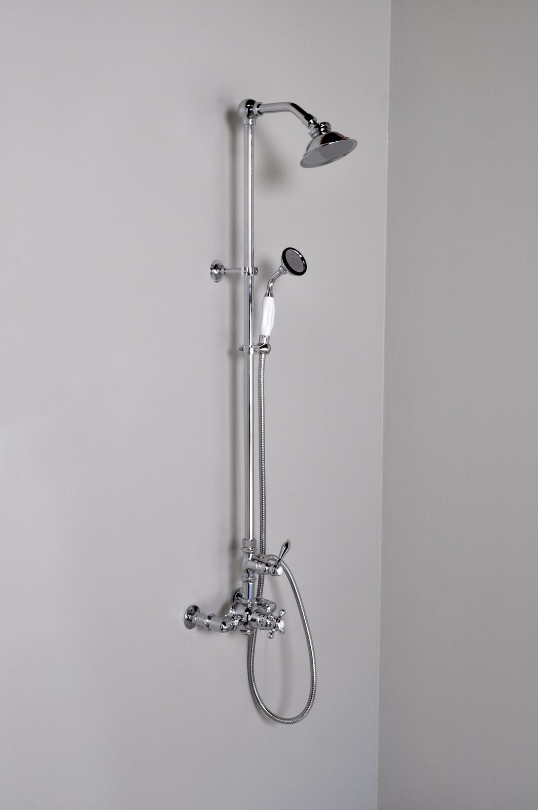 antique brass kitchen hardware television thermostatic exposed wall mount shower set with multi ...