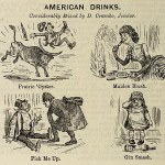 Gin - Ads, distilling, juniper berries etc