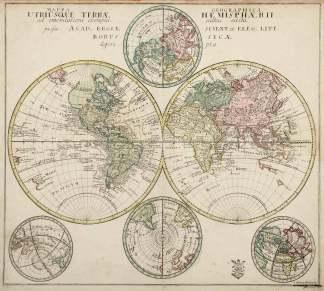 Acquisitions Maps